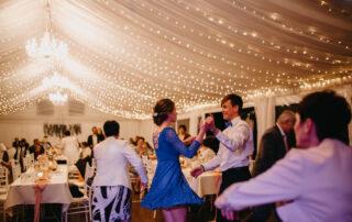 svatební stan, slídové boky, LED osvětlení, baldachýny, pronájem Štefek (2)