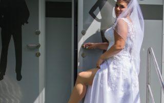 sanitární přívěs S, ideální pro svatby, foto s nevěstou, pronájem Štefek (2)